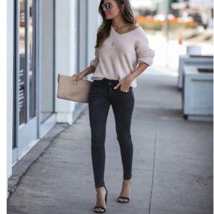 MAJA Essential Black Skinny Jeans